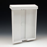Info Box OBH2 for 8.5 x 11 brochures or flyers