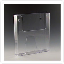 Plastic Brochure Holder BPS-600