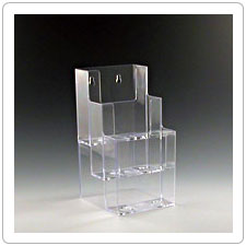 Plastic Brochure Holder BPS-803
