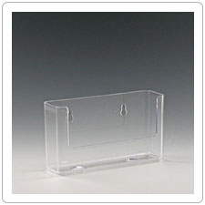 Plastic Brochure Holder BPS-830