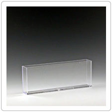 Plastic Brochure Holder BPS-880
