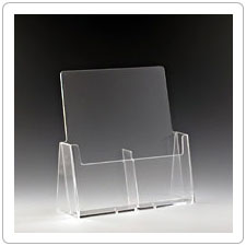 Plastic Brochure Holder LHF-S130