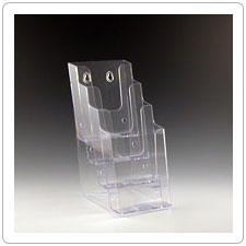 Plastic Brochure Holder TK4-4