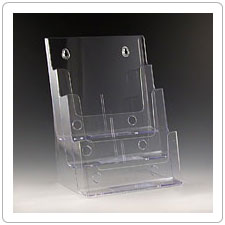 Three Pocket Brochure Holder TK85-3
