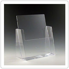 Plastic Brochure Holder TK85